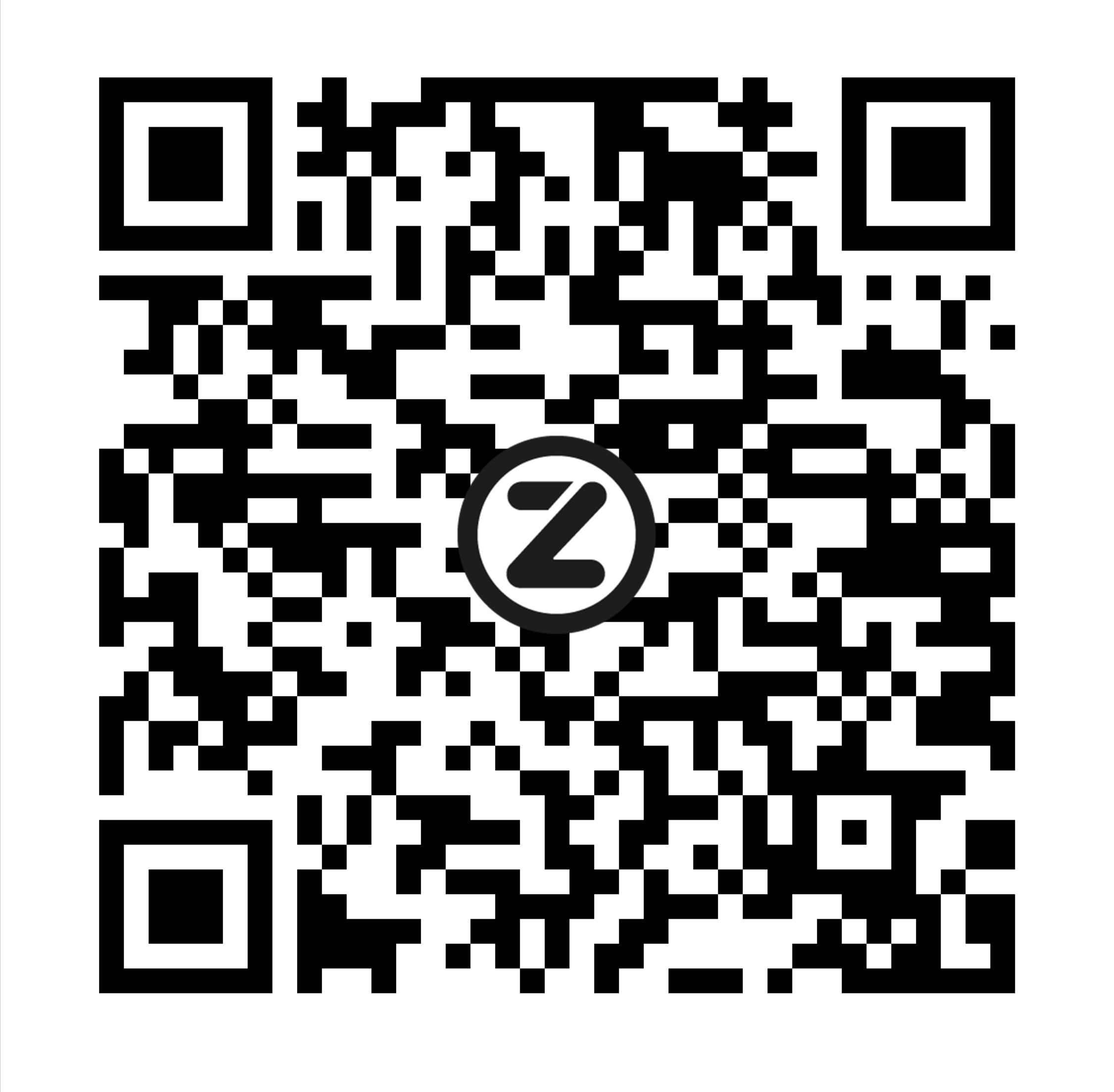 Zappier QR Code
